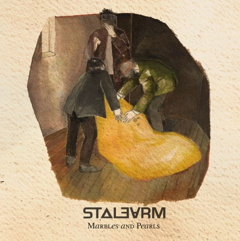 Stolearm - marbles and pearls